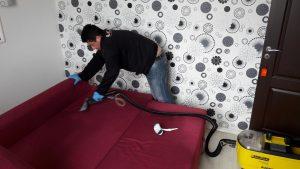 Професионално пране на дивани – цени според специфичните операции