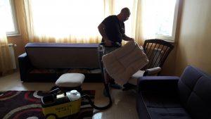 Изпиране на мека мебел – няколко причини, заради които избираме професионална услуга