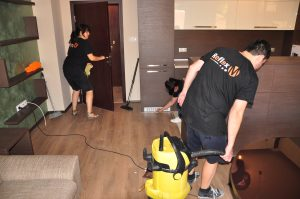 Почистване на апартаменти – рутинна ежеседмична услуга