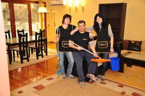 9 съвета за почистване на дома, назаем от хотелите