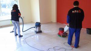 Тънкости при почистване на силно замърсен мрамор