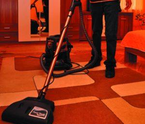 Професионално почистване на килими